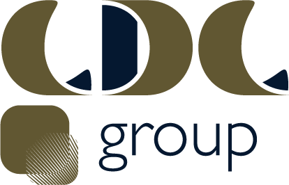 CDC AB CDC Group Logo